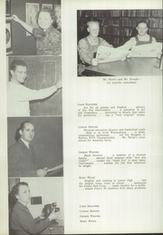Page 16, 1951 Edition, Irwin High School - Carillon Yearbook (Irwin, PA) online yearbook collection