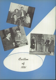 Page 6, 1951 Edition, Irwin High School - Carillon Yearbook (Irwin, PA) online yearbook collection