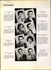 Page 14, 1955 Edition, McDonald High School - Laurel Yearbook (McDonald, PA) online yearbook collection