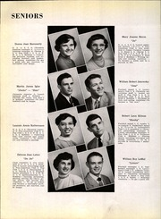 Page 16, 1955 Edition, McDonald High School - Laurel Yearbook (McDonald, PA) online yearbook collection