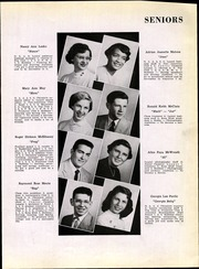 Page 17, 1955 Edition, McDonald High School - Laurel Yearbook (McDonald, PA) online yearbook collection