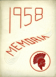 Page 1, 1958 Edition, Tremont High School - Memoria Yearbook (Tremont, PA) online yearbook collection