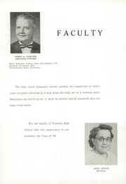 Page 12, 1958 Edition, Tremont High School - Memoria Yearbook (Tremont, PA) online yearbook collection