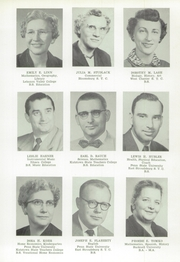 Page 13, 1958 Edition, Tremont High School - Memoria Yearbook (Tremont, PA) online yearbook collection