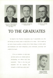 Page 14, 1958 Edition, Tremont High School - Memoria Yearbook (Tremont, PA) online yearbook collection