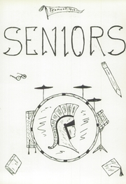 Page 15, 1958 Edition, Tremont High School - Memoria Yearbook (Tremont, PA) online yearbook collection