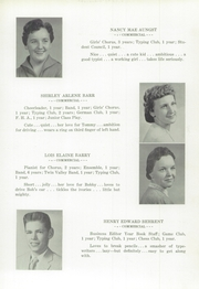 Page 17, 1958 Edition, Tremont High School - Memoria Yearbook (Tremont, PA) online yearbook collection
