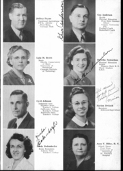 Page 14, 1944 Edition, Millcreek High School - Kaldron Yearbook (Erie, PA) online yearbook collection