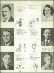 Page 12, 1945 Edition, Millcreek High School - Kaldron Yearbook (Erie, PA) online yearbook collection