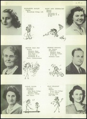 Page 13, 1945 Edition, Millcreek High School - Kaldron Yearbook (Erie, PA) online yearbook collection