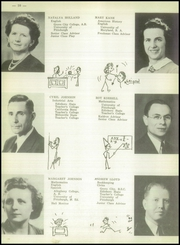 Page 14, 1945 Edition, Millcreek High School - Kaldron Yearbook (Erie, PA) online yearbook collection