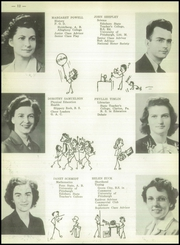 Page 16, 1945 Edition, Millcreek High School - Kaldron Yearbook (Erie, PA) online yearbook collection