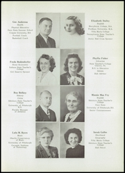 Page 13, 1946 Edition, Millcreek High School - Kaldron Yearbook (Erie, PA) online yearbook collection