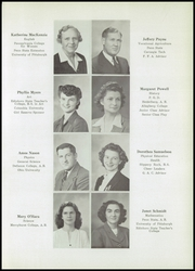 Page 15, 1946 Edition, Millcreek High School - Kaldron Yearbook (Erie, PA) online yearbook collection