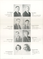 Page 12, 1947 Edition, Millcreek High School - Kaldron Yearbook (Erie, PA) online yearbook collection
