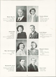 Page 13, 1947 Edition, Millcreek High School - Kaldron Yearbook (Erie, PA) online yearbook collection