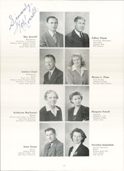 Page 14, 1947 Edition, Millcreek High School - Kaldron Yearbook (Erie, PA) online yearbook collection