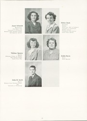 Page 15, 1947 Edition, Millcreek High School - Kaldron Yearbook (Erie, PA) online yearbook collection