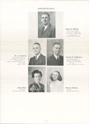 Page 16, 1947 Edition, Millcreek High School - Kaldron Yearbook (Erie, PA) online yearbook collection