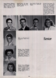 Page 38, 1953 Edition, Millcreek High School - Kaldron Yearbook (Erie, PA) online yearbook collection