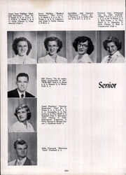 Page 40, 1953 Edition, Millcreek High School - Kaldron Yearbook (Erie, PA) online yearbook collection