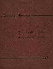 Youngwood High School - Maroon and White Yearbook (Youngwood, PA) online yearbook collection, 1943 Edition, Page 1
