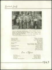 Page 12, 1943 Edition, Youngwood High School - Maroon and White Yearbook (Youngwood, PA) online yearbook collection
