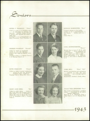 Page 16, 1943 Edition, Youngwood High School - Maroon and White Yearbook (Youngwood, PA) online yearbook collection