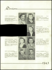 Page 17, 1943 Edition, Youngwood High School - Maroon and White Yearbook (Youngwood, PA) online yearbook collection