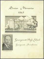 Page 3, 1943 Edition, Youngwood High School - Maroon and White Yearbook (Youngwood, PA) online yearbook collection