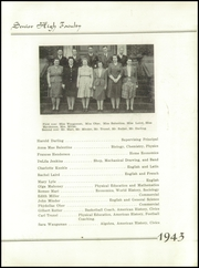 Page 9, 1943 Edition, Youngwood High School - Maroon and White Yearbook (Youngwood, PA) online yearbook collection
