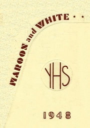 Youngwood High School - Maroon and White Yearbook (Youngwood, PA) online yearbook collection, 1948 Edition, Page 1