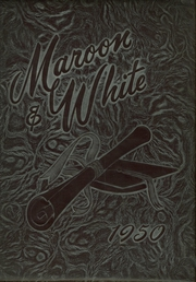 Page 1, 1950 Edition, Youngwood High School - Maroon and White Yearbook (Youngwood, PA) online yearbook collection