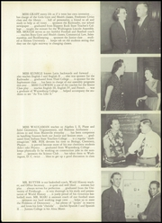Page 13, 1950 Edition, Youngwood High School - Maroon and White Yearbook (Youngwood, PA) online yearbook collection