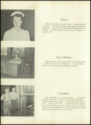 Page 14, 1950 Edition, Youngwood High School - Maroon and White Yearbook (Youngwood, PA) online yearbook collection