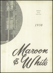 Page 7, 1950 Edition, Youngwood High School - Maroon and White Yearbook (Youngwood, PA) online yearbook collection