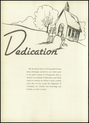 Page 8, 1950 Edition, Youngwood High School - Maroon and White Yearbook (Youngwood, PA) online yearbook collection