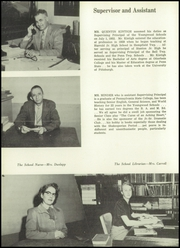 Page 14, 1953 Edition, Youngwood High School - Maroon and White Yearbook (Youngwood, PA) online yearbook collection