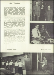 Page 15, 1953 Edition, Youngwood High School - Maroon and White Yearbook (Youngwood, PA) online yearbook collection