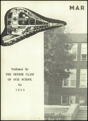 Page 6, 1953 Edition, Youngwood High School - Maroon and White Yearbook (Youngwood, PA) online yearbook collection