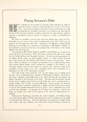 Page 13, 1917 Edition, University of the South - Cap and Gown Yearbook (Sewanee, TN) online yearbook collection