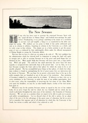 Page 15, 1917 Edition, University of the South - Cap and Gown Yearbook (Sewanee, TN) online yearbook collection
