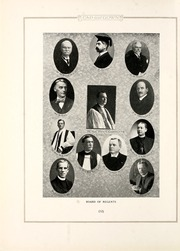 Page 16, 1917 Edition, University of the South - Cap and Gown Yearbook (Sewanee, TN) online yearbook collection