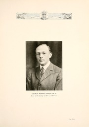 Page 15, 1921 Edition, University of the South - Cap and Gown Yearbook (Sewanee, TN) online yearbook collection