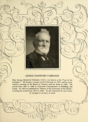Page 15, 1932 Edition, University of the South - Cap and Gown Yearbook (Sewanee, TN) online yearbook collection