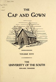Page 7, 1932 Edition, University of the South - Cap and Gown Yearbook (Sewanee, TN) online yearbook collection