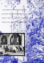 Page 12, 1949 Edition, University of the South - Cap and Gown Yearbook (Sewanee, TN) online yearbook collection
