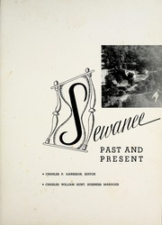 Page 5, 1950 Edition, University of the South - Cap and Gown Yearbook (Sewanee, TN) online yearbook collection