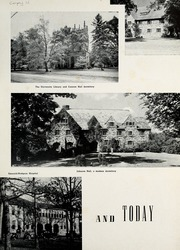 Page 9, 1950 Edition, University of the South - Cap and Gown Yearbook (Sewanee, TN) online yearbook collection