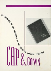 Page 6, 1951 Edition, University of the South - Cap and Gown Yearbook (Sewanee, TN) online yearbook collection